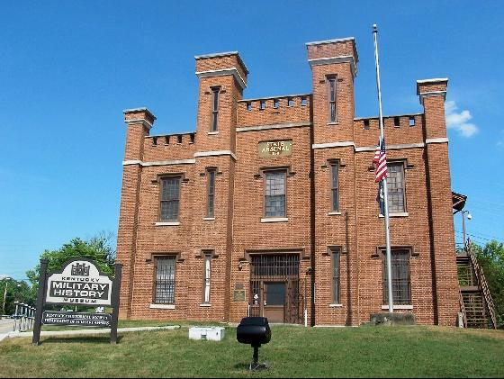 9. Kentucky Military History Museum at 125 E Main Street in Frankfort