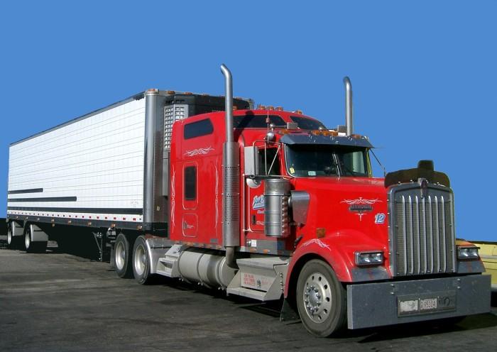 4. Semi Trucks