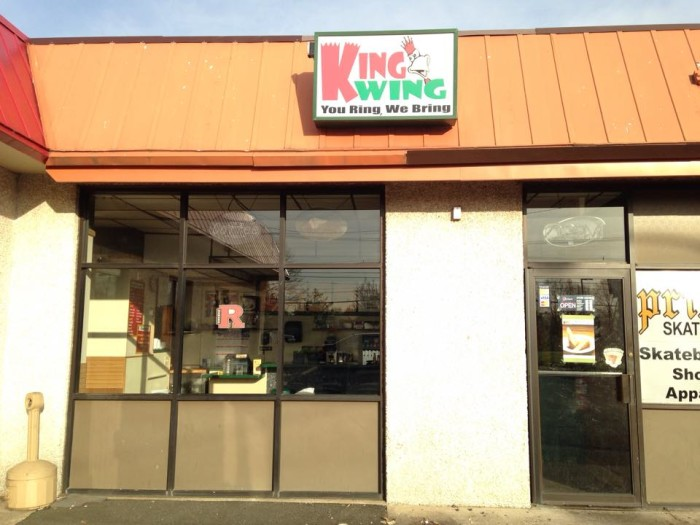 King Wing Hillsborough