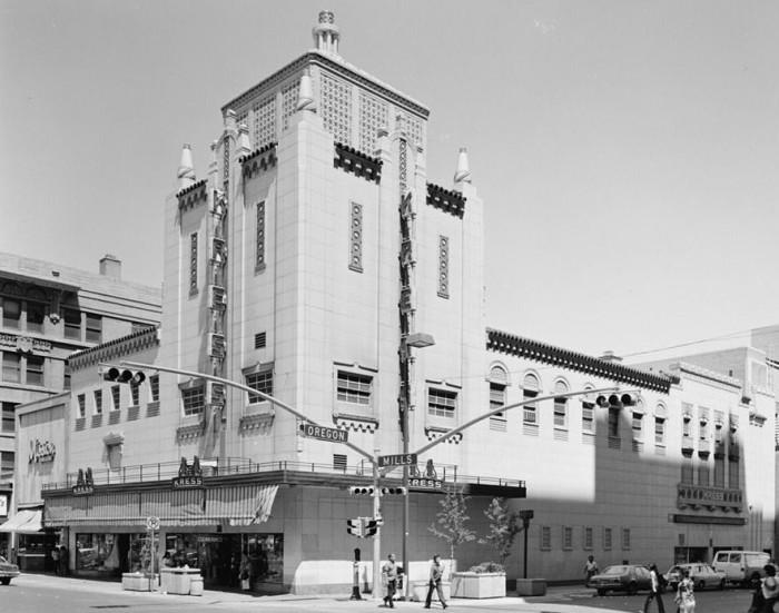 Kressbldgelpasotx El Paso Kress Building