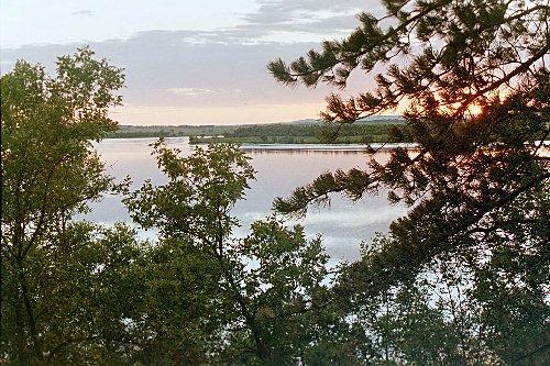 7. Lake Ilo National Wildlife Refuge