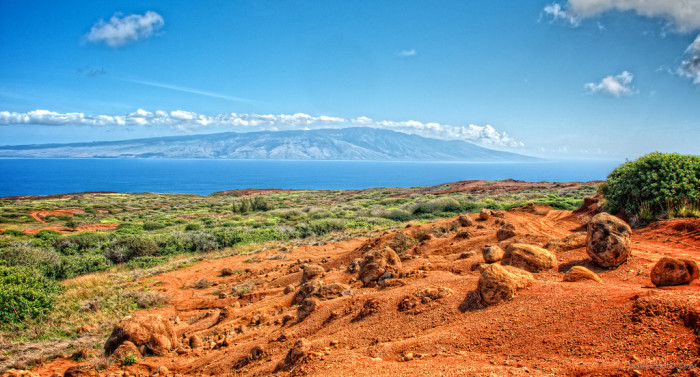 For Lanai's best views, head to Garden of the Gods.