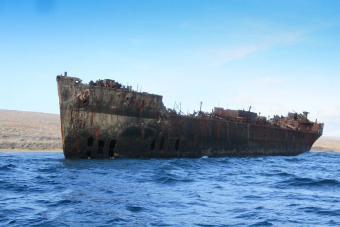 Lanai- Shipwreck Beach 2