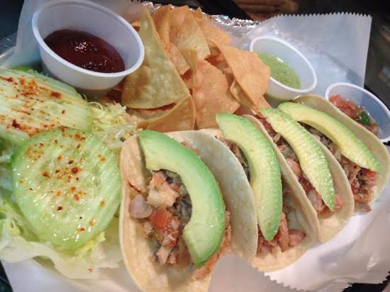 Tortugas Mexican Restaurant Menu