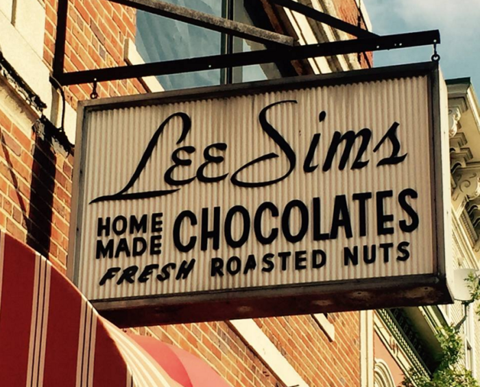 14. Lee Sims Chocolates, Jersey City