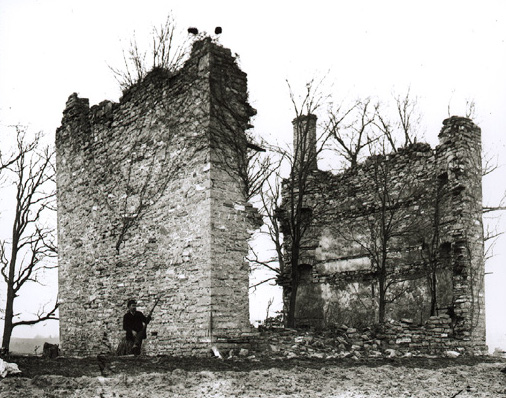 4. Liberty Hall Ruins (Lexington)