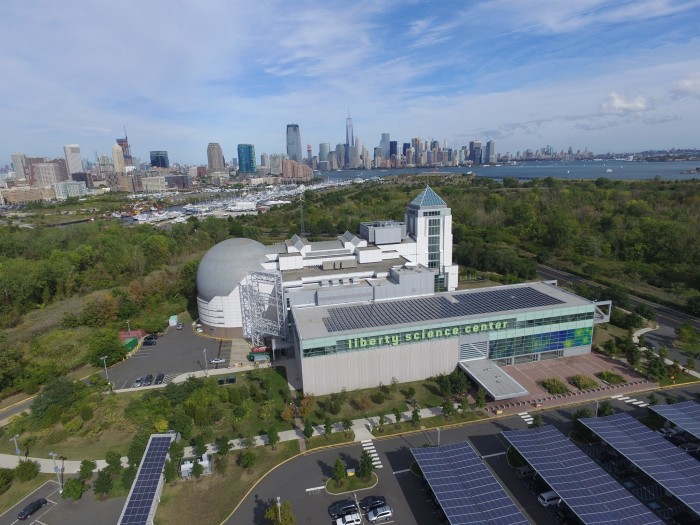 2. Liberty Science Center