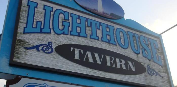 17. Lighthouse Tavern, Waretown