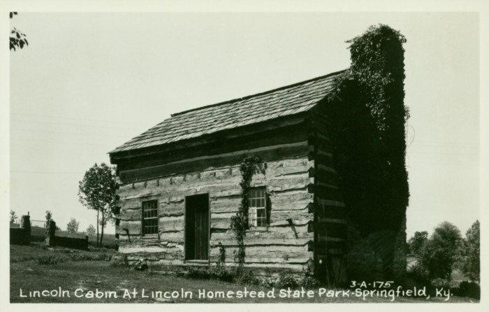 11. Lincoln Homestead State Park at 5079 Lincoln Park Road in Springfield