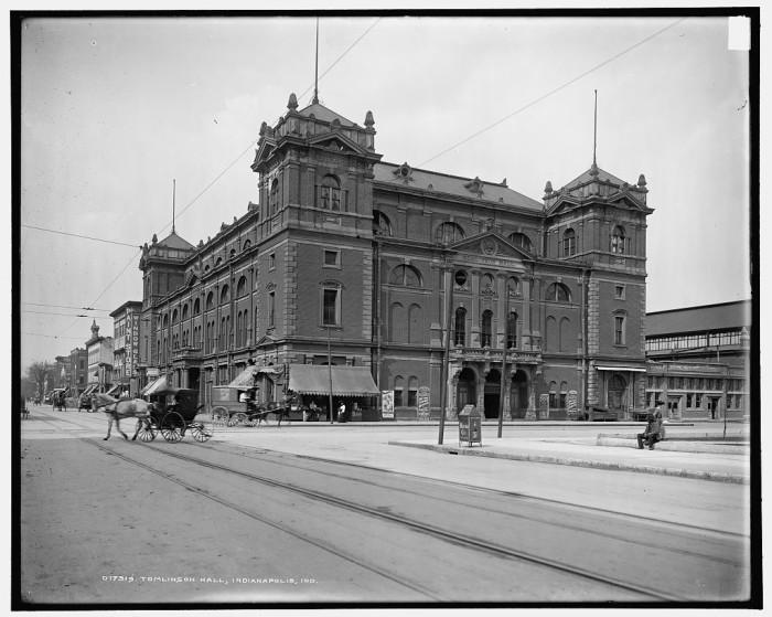 1904 Tomlinson Hall