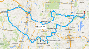The Ultimate Massachusetts Waterfalls Road Trip Is Right Here – And You'll Want To Do It