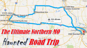 The Ultimate Terrifying Northern Missouri Haunted Road Trip Is Right Here…And You'll Want To Do It