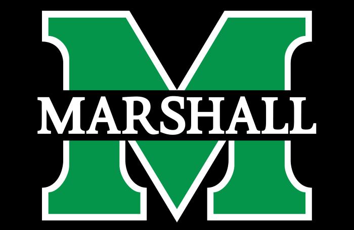6. Marshall University's M
