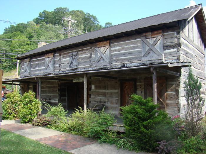 3. Magoffin County Pioneer Village