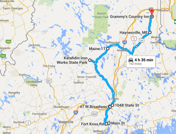 The Ultimate Haunted Maine Road Trip