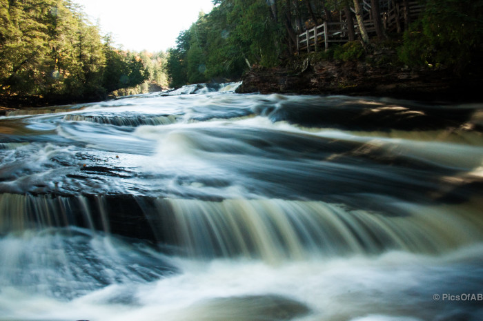 5) Gorgeous Waterfalls
