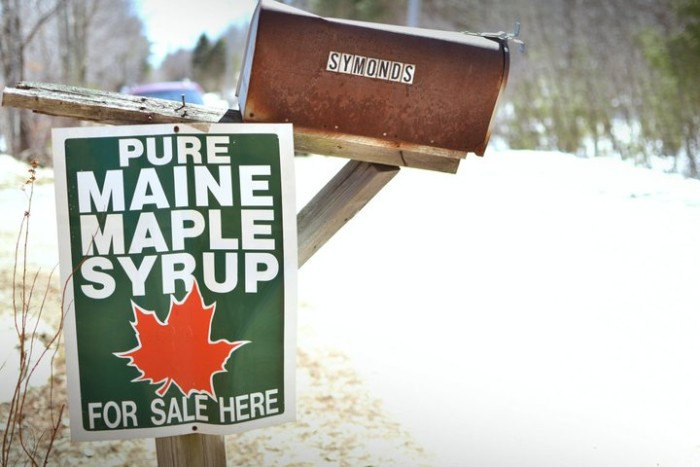 5. Maple Syrup