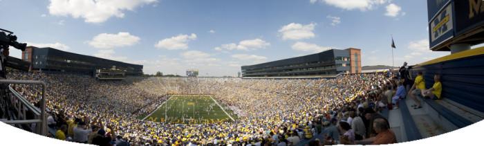 6. Michigan Stadium, Ann Arbor