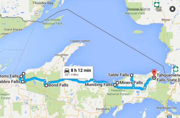 Lake Michigan Roud Tour