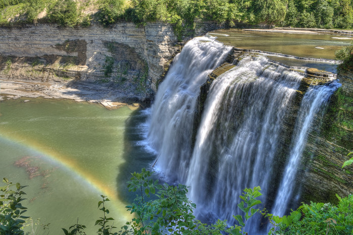 3. Middle Falls