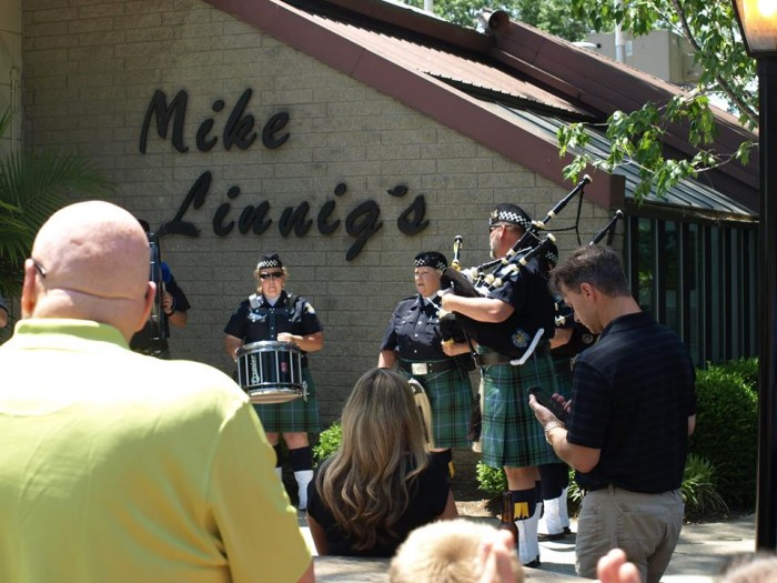 4. Mike Linnig's at 9308 Cane Run Road in Louisville