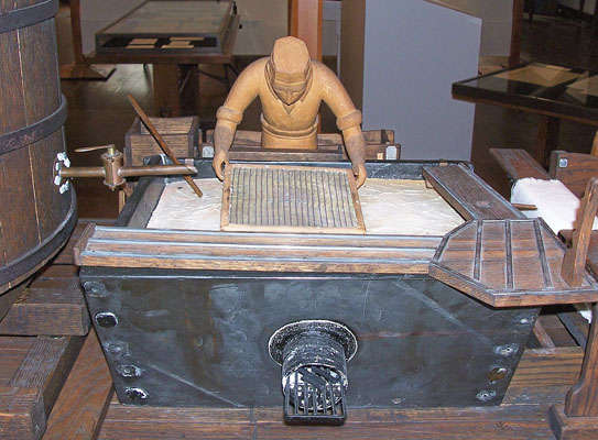 6. Tour the Crane Papermaking Museum.