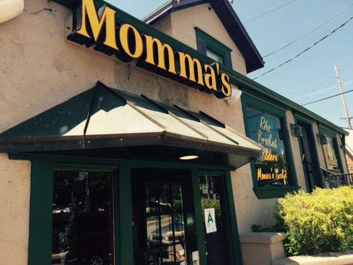 3. Momma's Mustard on 102 Bauer Avenue in Louisville