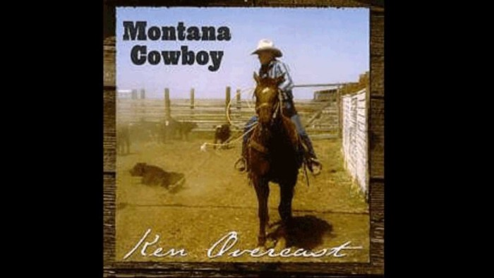 """1. """"Montana Lullaby"""" by Ken Overcast"""