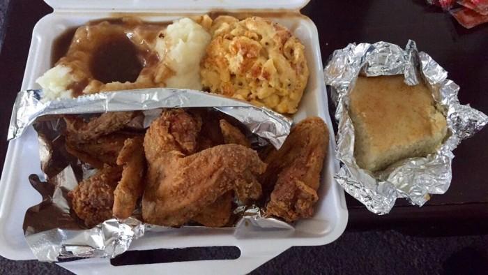 7. Motor City Soul Food, Detroit