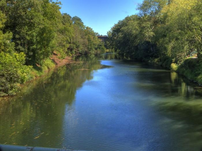 13. Neversink River