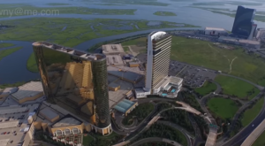 What This Drone Footage Caught In New Jersey Will Drop Your Jaw