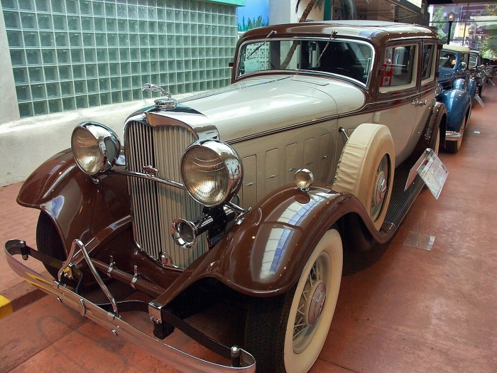 8. Embracing unique museums, including the National Automobile Museum...