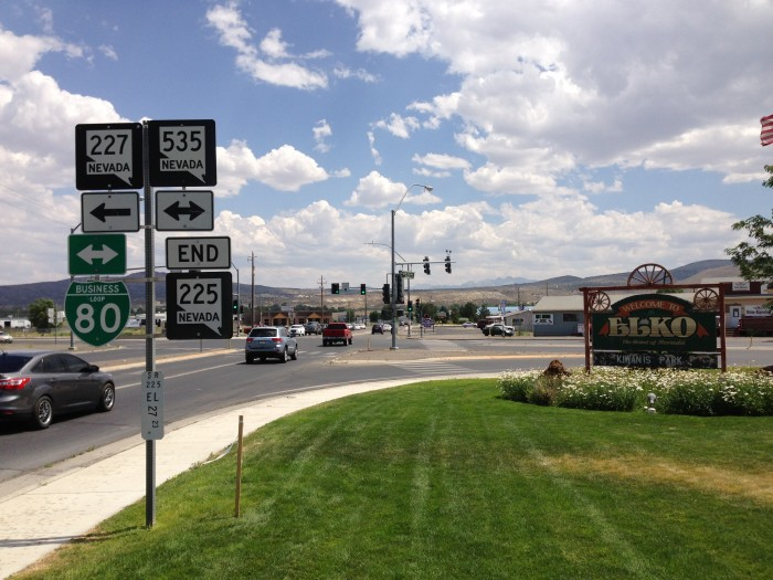 3. Elko - Population 20,300 / Crime Index - 10