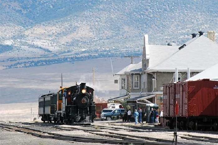 6. Nevada Northern Railway Museum - Ely