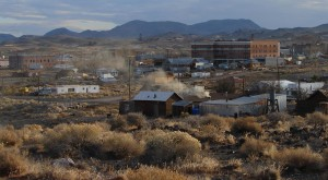 This Creepy Ghost Town In Nevada Is The Stuff Nightmares Are Made Of