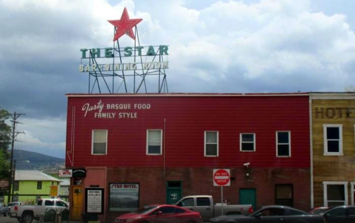 5. Star Hotel - 246 Silver St., Elko, NV 89801