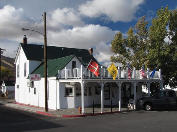 2. The Martin Hotel - 94 W Railroad St., Winnemucca, NV 89445