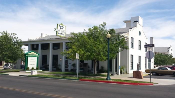 2. Boulder Dam Hotel - Boulder City, NV