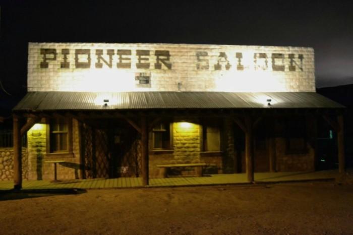 3. Pioneer Saloon - Goodsprings, NV