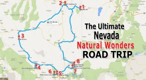 The Ultimate Nevada Natural Wonders Road Trip Is Right Here – And You'll Want To Take It