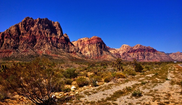 8. Red Rock Canyon National Conservation Area - Clark County, Nevada