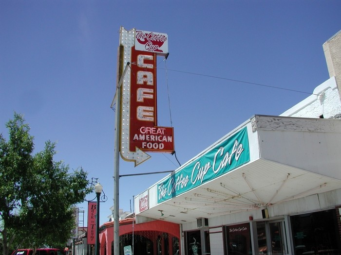 8. The Coffee Cup - Boulder City