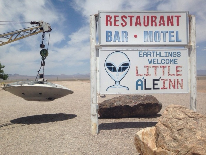 7. Little A'Le'Inn Restaurant & Bar - Rachel