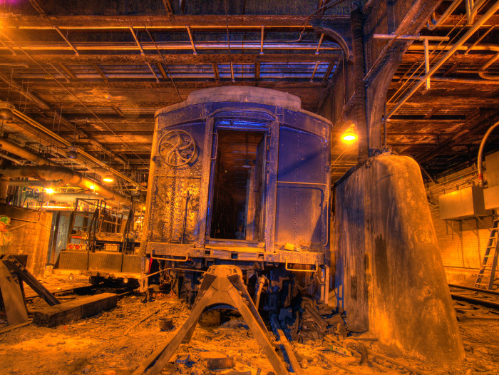 What S Hiding Beneath New York City Is Amazingly Creepy