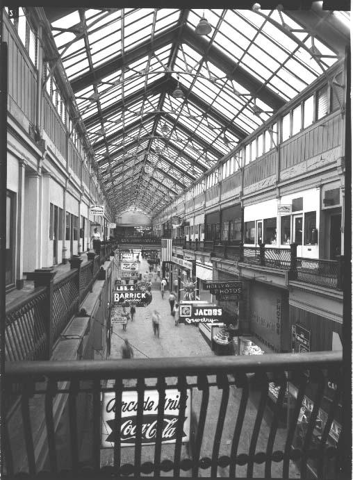 10. Nashville arcade in 1970