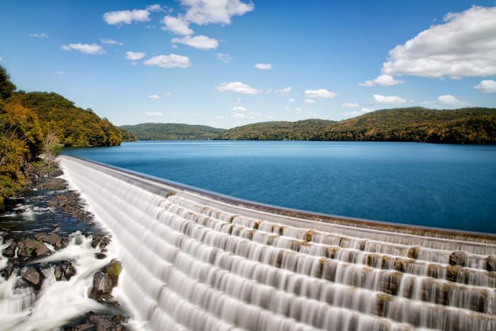 8. New Croton Dam