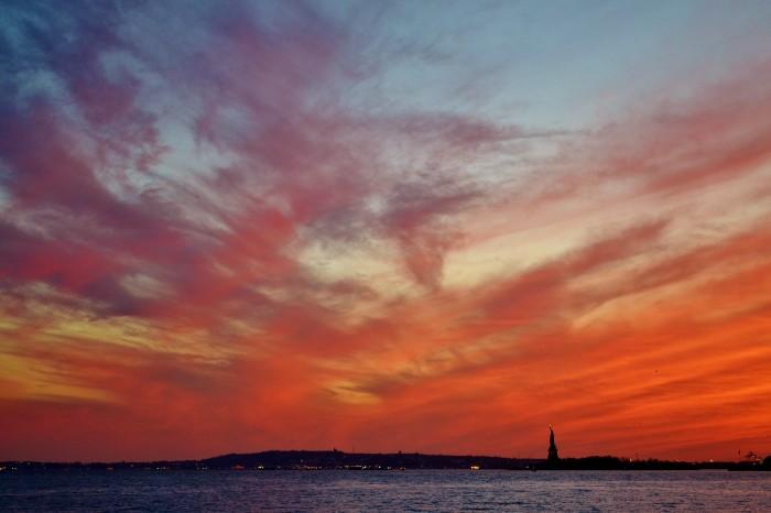 11. New York Harbor