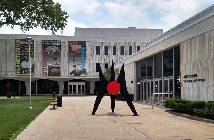 10. New Jersey State Museum