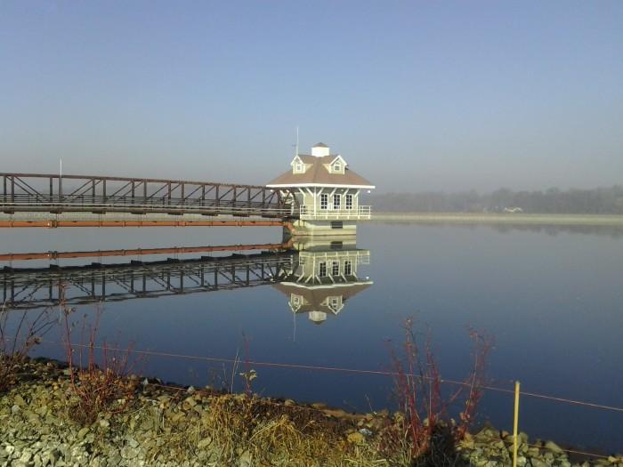 9. The Newark Reservoir