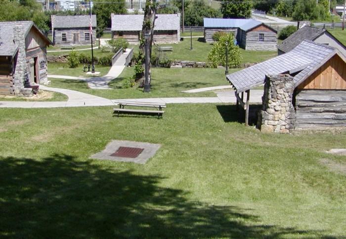 1. Old Bardstown Village